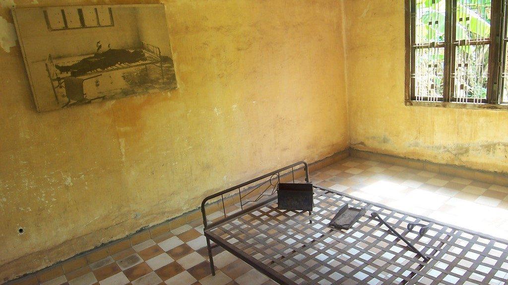 Torture Room - Khmer Rouge