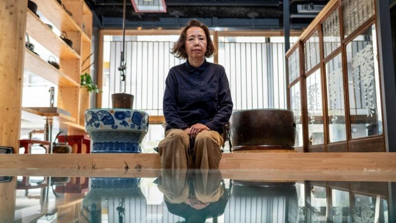 Toshiko Ishii Hotel Owner in Tokyo