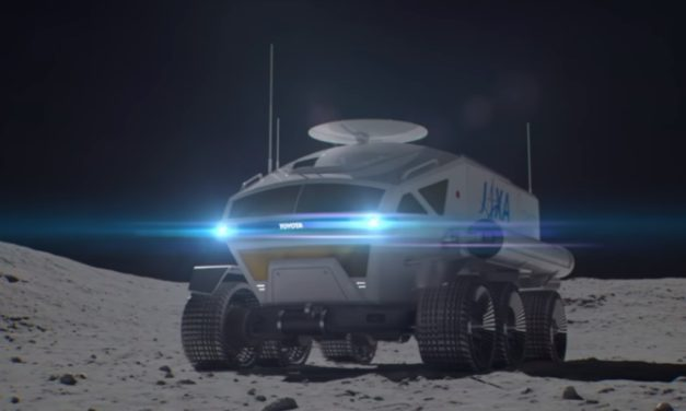 Get to Know Toyota's Futuristic Moon Rover