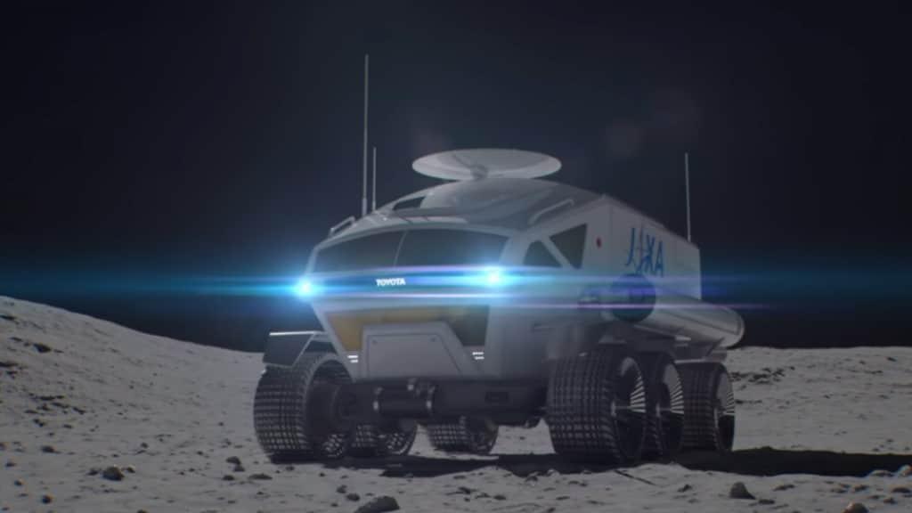 Toyota Moon Rover - Toyota Global