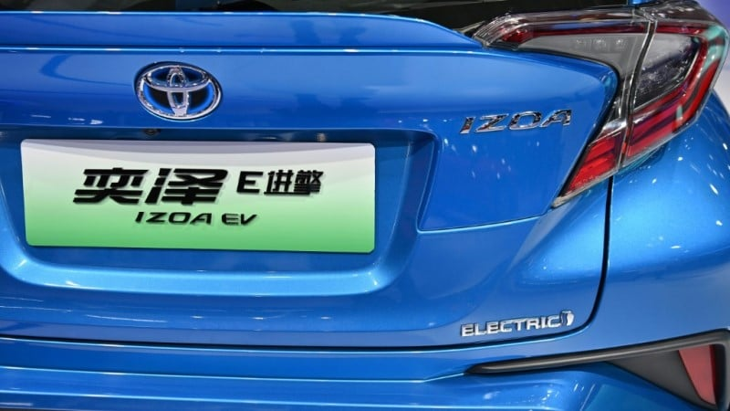 Toyota's New Electric Vehicles
