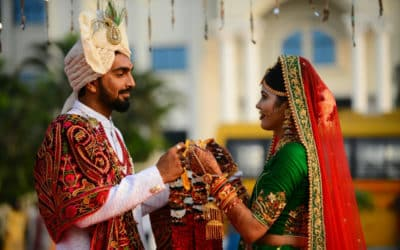 Lavish Indian Wedding Goes on a Diet as Economy Slows