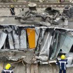 Taiwan Train Crash Truck Slid to Tracks Just a Minute before Hit