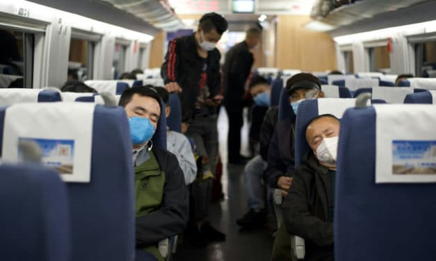 Hubei Residents Rush to Leave China Virus Epicenter as Lockdown Lifts