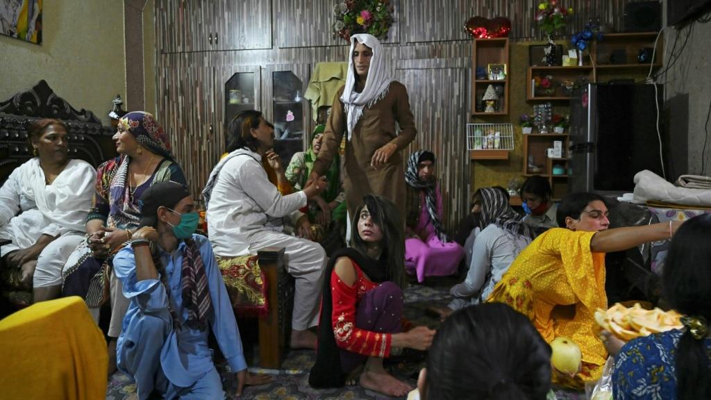 Transgender People in Pakistan.afp