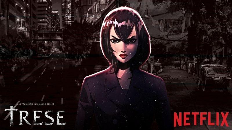 Trese -Netflix - Banner