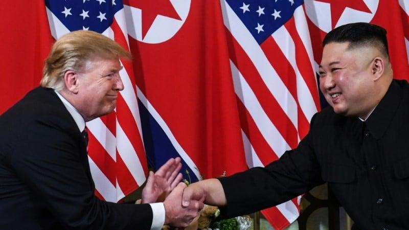 Trump Met Kim Jong Un