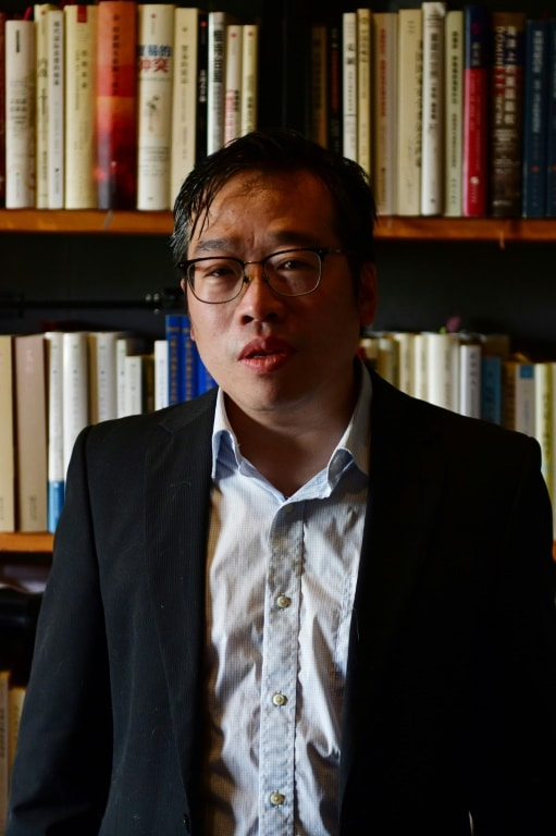Tsinghua University Lecturer Wu Qiang