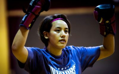 Arisa Tsubata: Japanese Boxing Nurse Dreaming of Olympics and Fighting Coronavirus