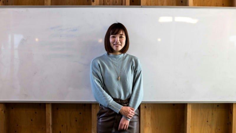 Tsunami Survivor Hazuki Shimizu