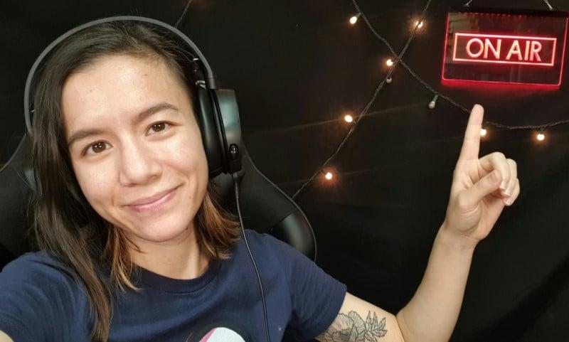 Twitch Streamer Chonki