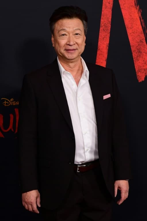 Tzi Ma Plays Mulan's Father