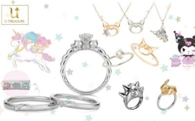 U-Treasure Concept Store Carries the Cutest Anime Jewelry for Adults