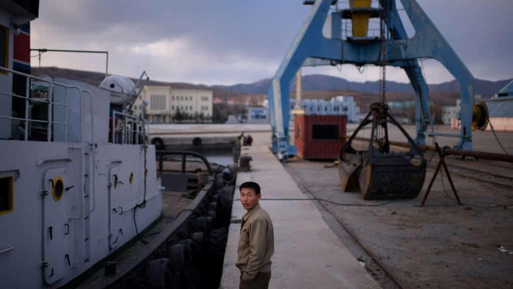 UN Sanctions on Pyongyang North Korea.afp