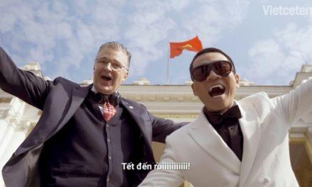 Biden Taps Rapping Vietnam Ambassador as Top Asia Envoy