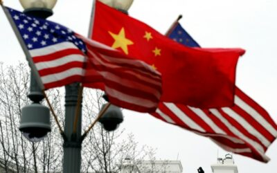Two Chinese 'Agents' Charged in US for Targeting Beijing Opponents