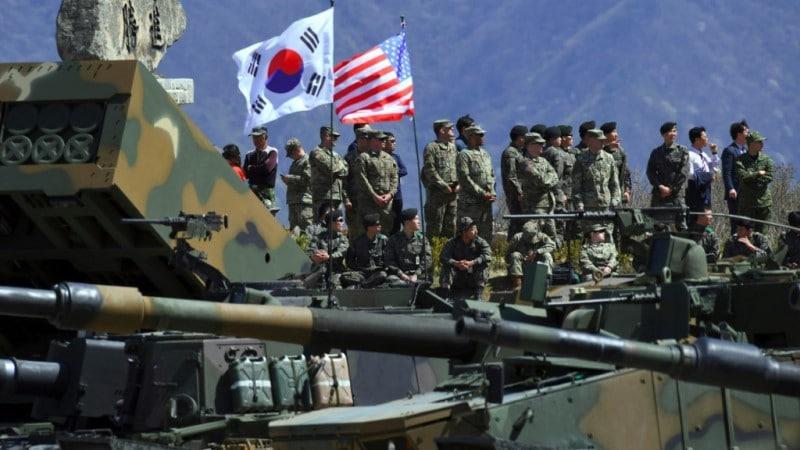 US Presence in South Korea