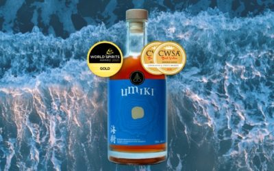 Umiki: The World's First Ocean-Fused Whisky