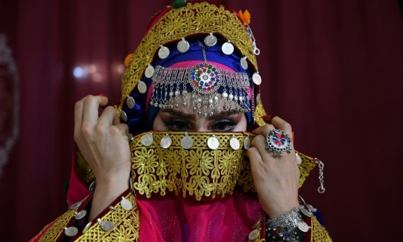 Uncertain Future for Afghan Beauty Parlors