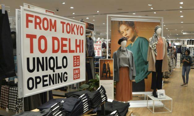 Japan's Uniqlo Takes Plunge in India Retail Market