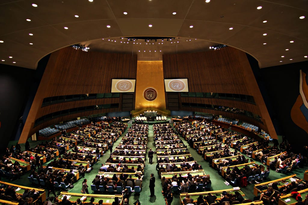 United Nations and the Asia-Pacific