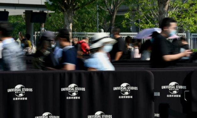 Universal Studios Makes China Debut with Soft Opening