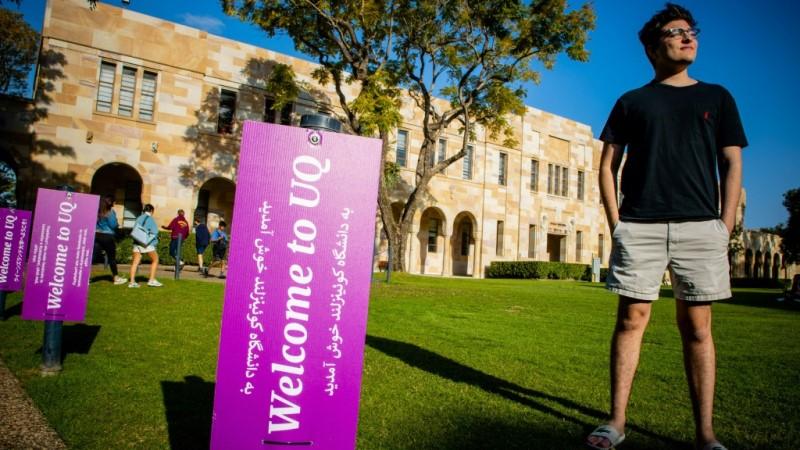 University of Queensland Student