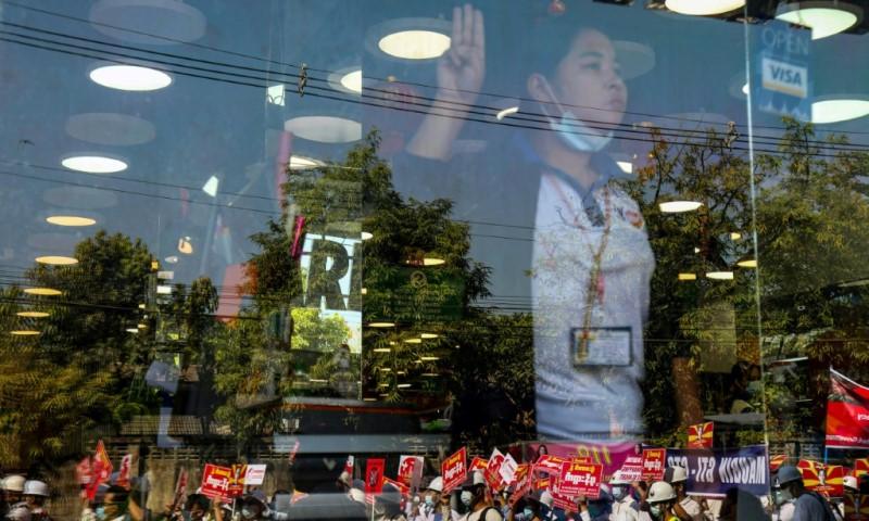 Unrest in Myanmar