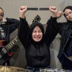 Indonesia's Hijab Headbangers Trade Village Life for Metal Heaven