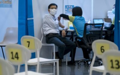 Hong Kong Warns It Could End Up Binning Unused Vaccine Doses