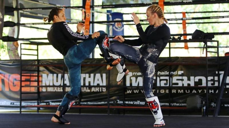 Valentina and Antonina Shevchenko
