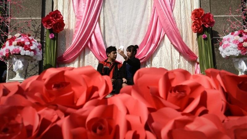 Valentine's Day in Thailand