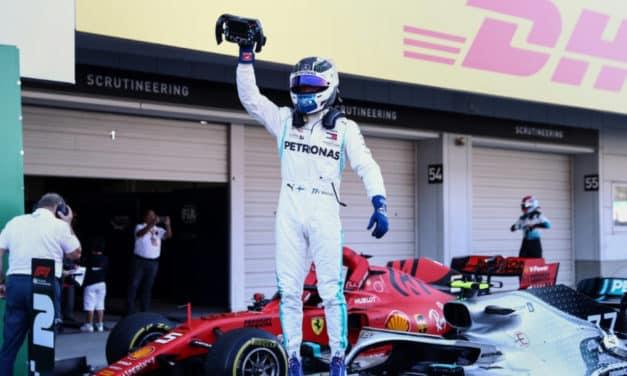 Valltteri Bottas Win Sixth World Title in Japanese Grand Prix