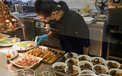 Veggie Satay: Singapore Lab Cooks Up Asian Favorites, minus the Meat