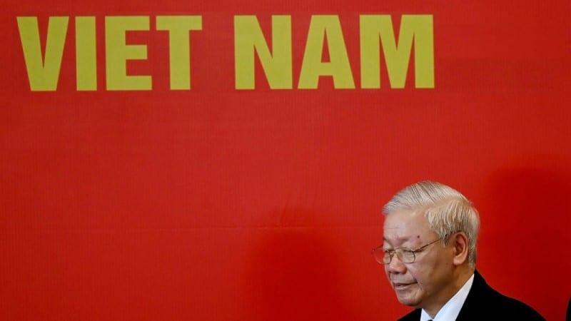 Vietnam jails activist