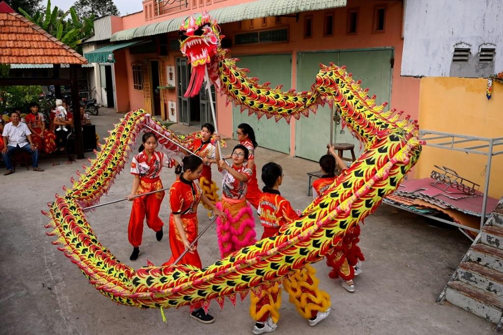 Vietnamese New Year Holiday