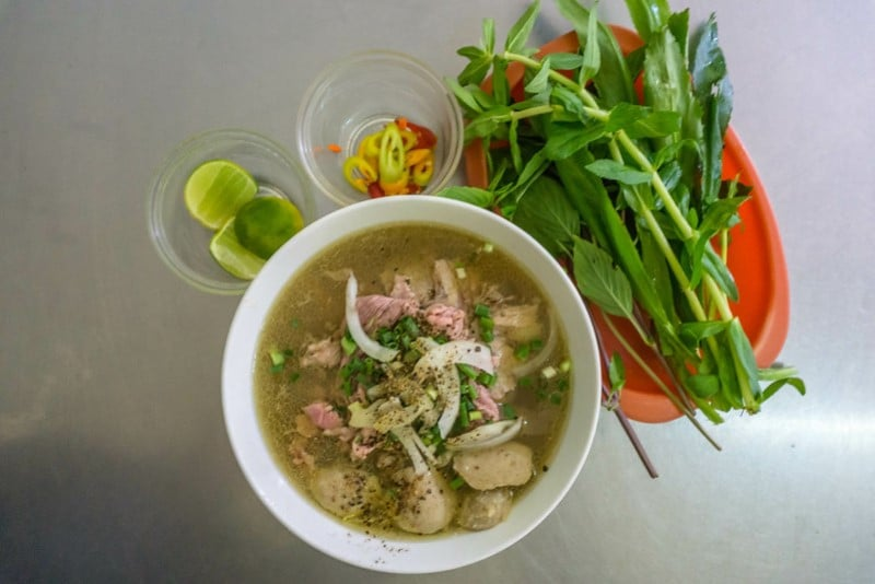 Vietnamese Pho ©Marco Verch Photography