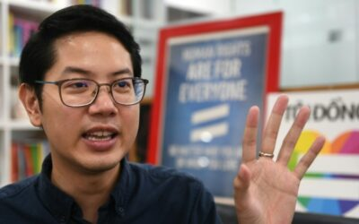 Vietnam's First Openly Gay Candidate Seeks Change With Parliament Run