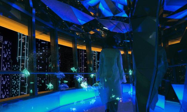 Experience the Futuristic Version of Japan via Virtual Tokyo Tower