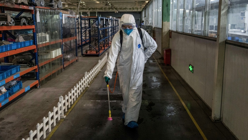 Virus Disinfection Wuhan China.afp