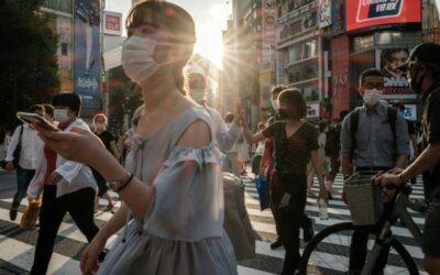 Japan Expands Virus Emergency One Week into Olympics