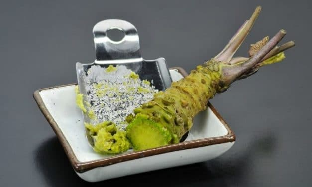 Farming the 'Green Gold' of Japan: Wasabi is Difficult to Grow