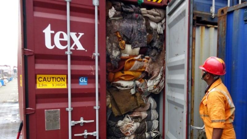 Waste Container in Sri Lanka
