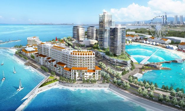 Biggest Surfing Lagoon in the World Coming to South Korea
