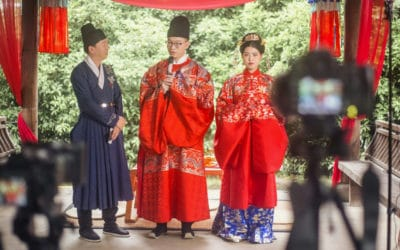 China Weddings Go Online with Virtual Guests and Special Effects