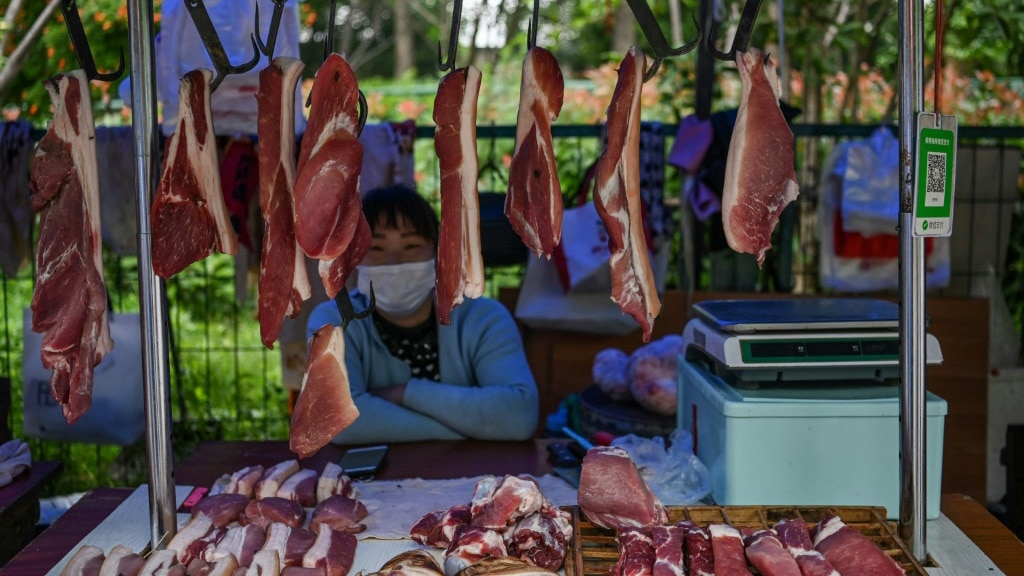 Wild Animals for Food has Now Been Banned in China.afp