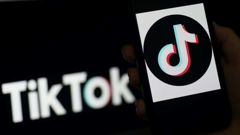 Wildly Popular Video-Sharing App TikTok.afp