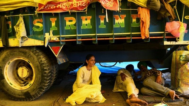 Women in Farmer Protests