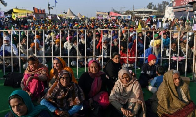 Women Cultivate a New Voice in Indian Farm Protests