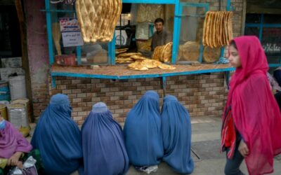 'This Is Our Homeland': Women Plead for Basic Rights in Afghanistan